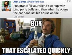 Fun prank…