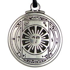 Talisman For Mastery of the Magical Arts Black Pullet Pentacle Pendant Hermetic Pagan Wiccan Jewelry Wiccan Jewelry, Medieval Jewelry, Pentagram Necklace, Magical Jewelry, Pentacle, Pewter, Pendants, Ebay, Accessories