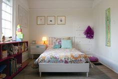 Modern Kids Bedroom - modern - kids - portland - risa boyer architecture