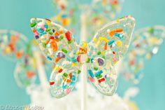 Funfetti Lollipops Recipe