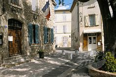 France, Provence, Plan De La Tour, Street Scene | Stock Photo 1885-1231 : Superstock