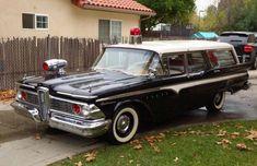 59 Edsel Ambulance
