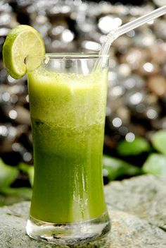 Chinese cabbage as green vegetable juice for weight loss