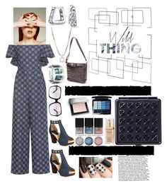 """Wild Thing"" by chaoticangel79 on Polyvore featuring HUISHAN ZHANG, Jambu, Chopard, Bling Jewelry, Sevil Designs, Miu Miu, Chanel, Tim Holtz, Burberry and Christian Dior"