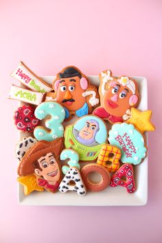 Toystory cookies