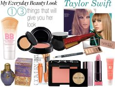 """taylor swift 13"" by lax07 ❤ liked on Polyvore"