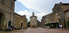 Sovana, a boutique village with Etruscan treasures