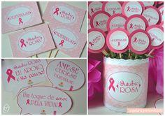 Decor outubro rosa para RFCC #decor #outubrorosa #pink #casadasamigas