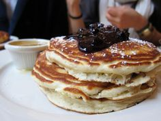clinton bakery nyc - One of the best places for Pancakes, at any time of the day