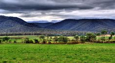 Fingal Valley landscape Tasmania... by Ian Cox - Photo 144065237 - 500px