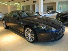 2013 Aston Martin Rapide Black