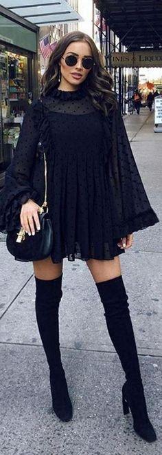 Olivia Culpo in Dress – See by Chloe Purse – Chloe Shoes – Stuart Weitzman