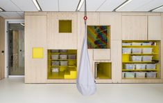 Ultra Architects NURSERY WOW IN PIXEL BUILDING