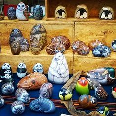 #animal #animali #rockart #rockpainting #stonepainting #painting #sassidipinti #pedrapintada #tasboyama #handmade #fattoamano #naturart #nature #artigianato #acrilic