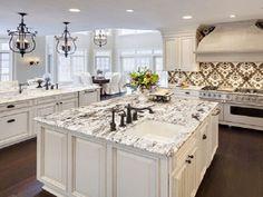 Beautiful White Ideas : Beautiful White Spring Granite For Luxury ...
