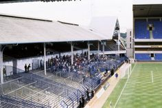 White Hart Lane - The old north stand