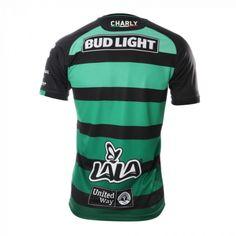 ab64b96fc40 18-19 Santos Laguna Away Green&Black Soccer Jersey Shirt Mexico League,  Pumas, Jersey