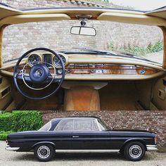 Mercedes-Benz 280SE Coupe #280se Coupe