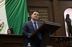 El diputado del PAN convocó a sus homólogos a impulsar, aprobar y apoyar la iniciativa de reforma a la Ley de Responsabilidades y Registro Patrimonial de los Servidores Públicos de ...