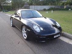 2002 Porsche 911 Carrera 996 (custom h/l covers)