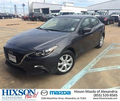 https://flic.kr/p/MV2NWa | Congratulations Jessi on your #Mazda #Mazda3 from Brandon Bordelon at Hixson Mazda of Alexandria! | deliverymaxx.com/DealerReviews.aspx?DealerCode=PSKP