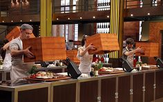 Aprite le scatole! Cooking Competition, Italia, Cook Off