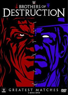"WWE: Brothers Of Destruction (DVD)""Brothers of Destruction"" chronicles the long and storied history of the partnership of The Undertaker and his half-brother, Kane. Following Kane's introduction to WW"