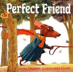 Dachshund Children's Book: The Perfect Friend