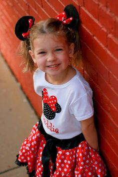 minnie mouse ears by osewcutedesigns on Etsy, $6.00