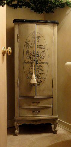 Almacén de Inspiraciones: Muebles pintados