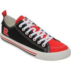 Rutgers Scarlet Knights Snicks Women's Low Top Sneakers