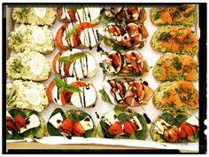 Môžu byť aj na vašej porade :) mňam,mňam. Caprese Salad, Food, Meal, Eten, Meals