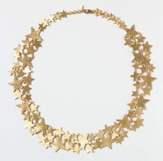 Anthropologie Galaxy Spray Necklace via Look At These Gems