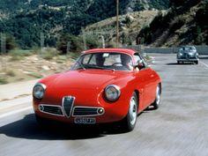Alfa Romeo Giulietta SZ Zagato 1960-1962 Photo 04
