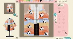 Animal Crossing Pattern, Animal Crossing Town Tune, Nintendo Switch Animal Crossing, Animal Crossing Villagers, Animal Crossing Memes, Animal Crossing Qr Codes Clothes, Animal Crossing Pocket Camp, Motif Acnl, Ac New Leaf