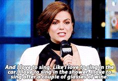 Lana Parrilla On How She Overcame Her Fear of Singing