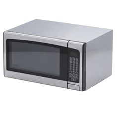 Danby 1.1 cu. ft. Countertop Microwave in Stainless Steel (Silver)