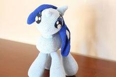 My Little Pony Rarity uncinetto schema gratis