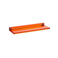 Kartell Shelfish Shelf - Orange at Amara