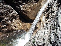 Korytový vodopád - Hrabušice, Slovakia