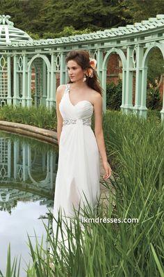 http://www.ikmdresses.com/One-Shoulder-Empire-Chiffon-Wedding-Dress-p87609