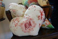 Mother's Day Pop Shop in Poghkeepsie is open!! Find my items like this pillow there or visit our website. Need a kit or a pattern? Contact the source of this picture