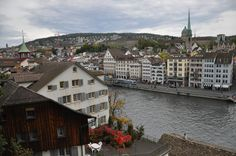 Only have 24 hours and not sure what to see and do? Here are my suggestions for how to spend one day in Zurich. Switzerland Travel Guide, Switzerland Itinerary, Tourist Spots, Eurotrip, One Day, Italy Travel, Italy Trip, Weekend Trips, Where To Go