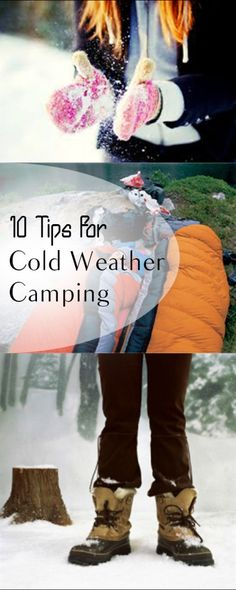 10 Tips For Cold Weather Camping