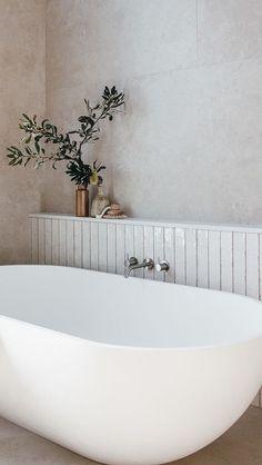Kyal and Kara ( Next Bathroom, Relaxing Bathroom, Home Design Decor, Bathroom Interior Design, House Design, Bathroom Design Inspiration, Home Decor Inspiration, Victoria House, Beautiful Bathrooms
