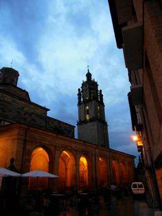 Los Arcos, Spain (along El Camino de Santiago)