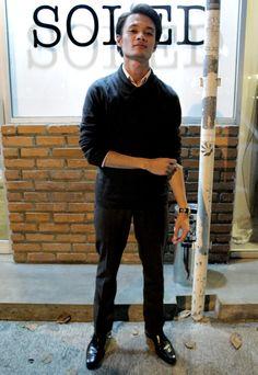 Meet Pascal Hutasoit, 27, living in Jakarta