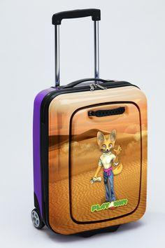 Great cabin size lightweight suitcase on 4 wheels. Highbury 18 ...