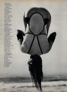 Tatjana by Herb Ritts, 1987
