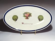 Pequeña fuente antigua holandsesa, intervenida. Little old dutch dish, intervened. Joy, Plates, Tableware, Religious Pictures, Concept, Antigua, Artists, Art, Licence Plates